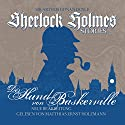 Der Hund von Baskerville (Sherlock Holmes Stories) Audiobook by Arthur Conan Doyle Narrated by Matthias Ernst Holzmann