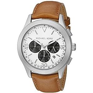 Michael Kors Men's Gareth Brown Watch MK8470