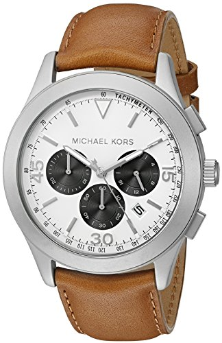 Michael Kors Men's Gareth Brown Watch MK8470