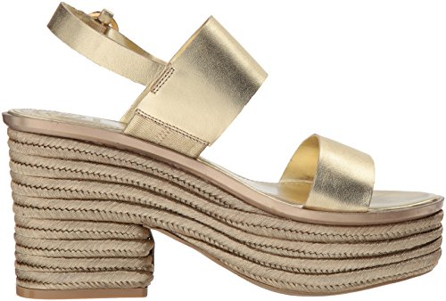 Gold Sandal Gwninetta Wedge Guess Women's 7AHcHX