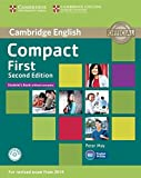 Compact First Student's Book without Answers with CD-ROM