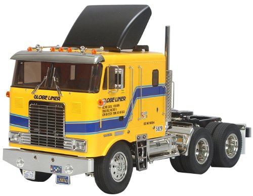 Tamiya Globe Liner Semi Truck ()