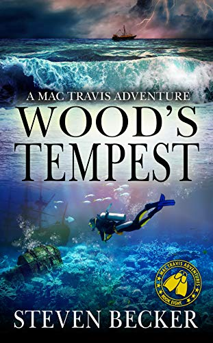 - Wood's Tempest: Action & Adventure in the Florida Keys (Mac Travis Adventures Book 8)