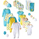 Gerber Unisex Baby 26 Piece World's Cutest Baby Gift Set