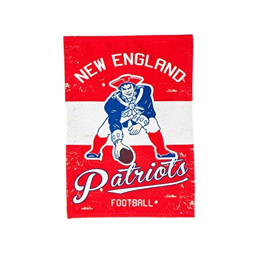 Team Sports America 14L3818VINT New England Patriots Vintage ()