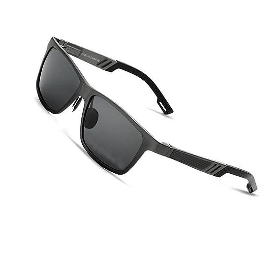 8451791e44836 VEITHDIA 6560 Fashion espejo UV400 conducción gafas de sol polarizadas para  hombres mujeres  Amazon.es  Ropa y accesorios