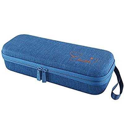 Canboc Stethoscope Carrying Case for 3M Littmann Classic III/Cardiology IV Stethoscope - Extra Storage Taylor Percussion Reflex Hammer, Reusable Medical LED Penlight