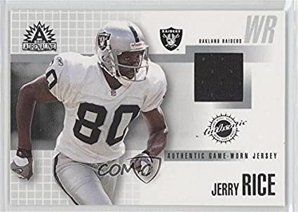 a094623f5 Amazon.com  Jerry Rice (Football Card) 2002 Pacific Adrenaline ...