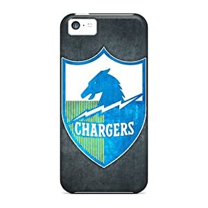 AcG1736yYGK Heiren cases Awesome Case Cover Compatible With Iphone 5c - San Diego Chargers
