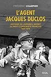 """Afficher """"L'agent Jacques Duclos"""""""