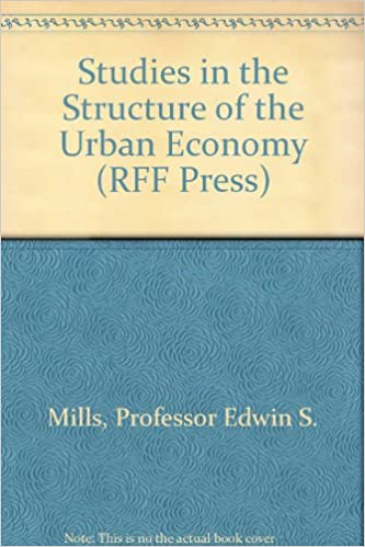 Studies in the Structure of the Urban Economy