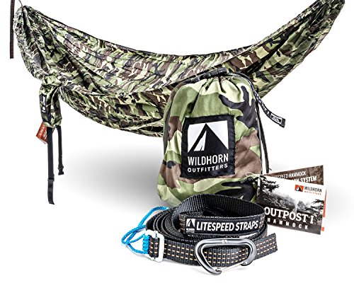 Outpost Double Single Camping Hammock product image
