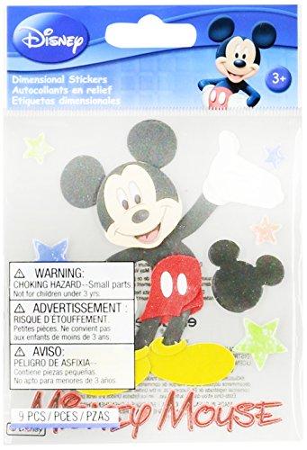 Disney Dimensional Sticker-Mickey Ek Success Disney Mickey Mouse