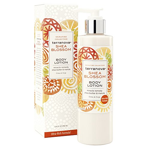 - Terranova Shea Butter Lotion, 8.45 Ounce
