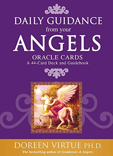 Daily Guidance from Your Angels Oracle Cards: 44 cards plus - In Popular Stores Nyc