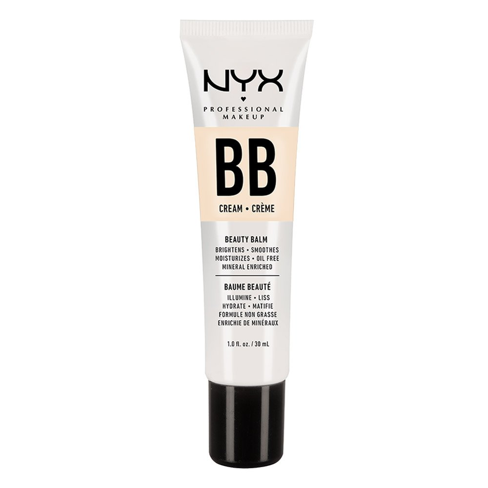 NYX BB Cream, Nude, 1er Pack 0800897822910