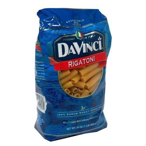 DaVinci Pasta Rigatoni -- 16 oz