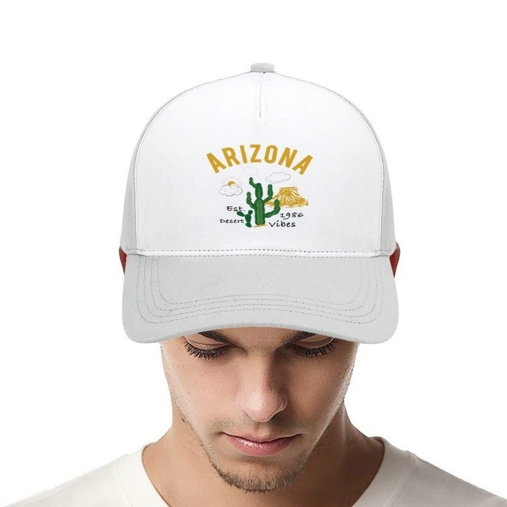 Classic Adjustable Plain Hats Dad Hats Arizona Saguaro CactusTop Level Baseball Caps Men Women