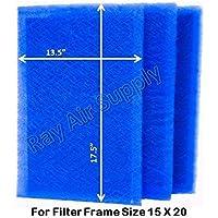 Dynamic Air Filter (3 Pack) (15x20)