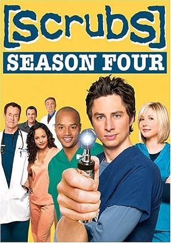 Scrubs - The Complete Fourth Season (Scrubs Season Four)