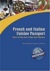 French and Italian Cuisine Passport (Let's Eat Out!)