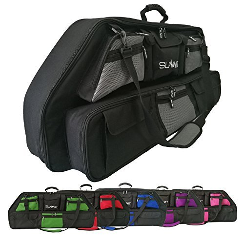 Summit Olympus Compound Bow Case (Gray)