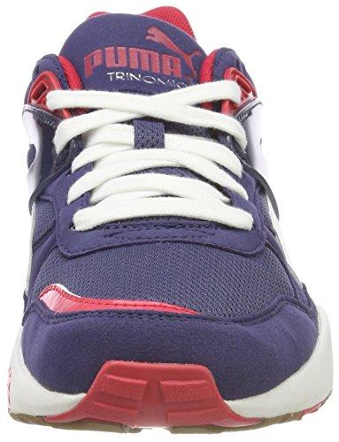 Trinomic Chaussures Blue Puma crown 358291 02 Blau R698 Femmes Hww15fq