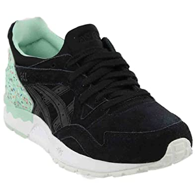 ASICS Tiger Women's Gel-Lyte V Black/Black 5.5 ...