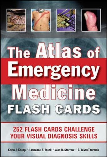 The Atlas of Emergency Medicine Flashcards