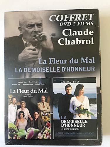 Coffret Claude Chabrol 4 DVD : La Fleur du mal / La Demoiselle d'honneur
