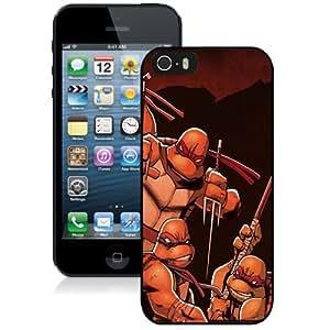 Customized Phone Case Teenage Mutant Ninja Turtles TMNT iPhone 5s Wallpaper