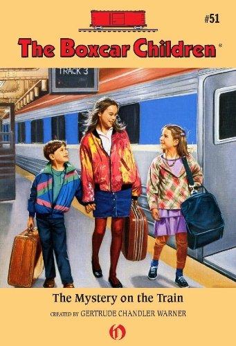 rain (The Boxcar Children Mysteries Book 51) (Train Car Boxcar)