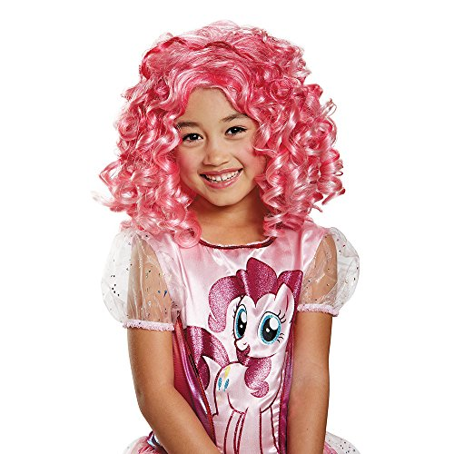 Pinkie Pie My Little Pony Children's Wig ()