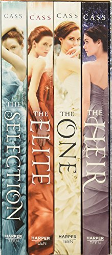 (The Selection 4-Book Box Set: The Selection, The Elite, The One, The Heir)