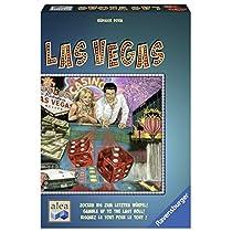 Alea (Ravensburger) 269389 Las Vegas - Juego de mesa sobre casino de Las Vegas (contenido en otro idioma)