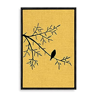 Framed Canvas Wall Art for Living Room, Bedroom Simple Style Theme Canvas Prints for Home Decoration Ready to Hang - 24x36 inches