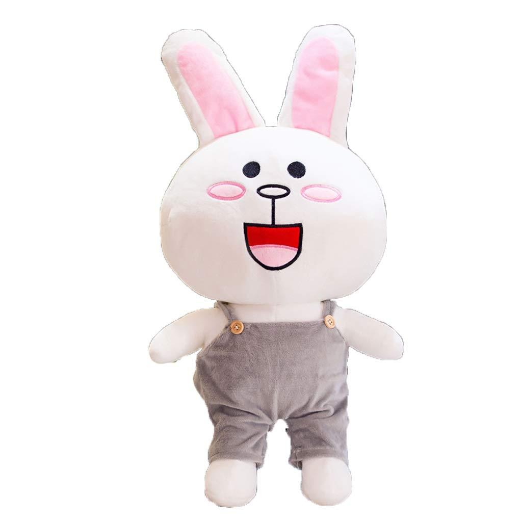 70 cm Vignoble Cadeau d'anniversaire de poupée Canni Lapin poupée Ours en Peluche Grand Coussin de Peluche (Taille   70 cm)