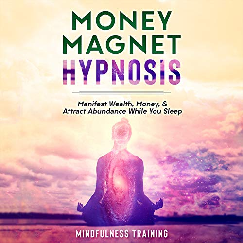 Money Magnet Hypnosis: Manifest Wealth, Money, & Attract Abundance While You Sleep (Law of Attraction, New Age, Financial Success Sleep Series)