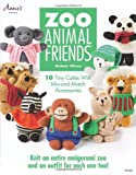 Zoo Animal Friends, Michele Wilcox, 1596357371