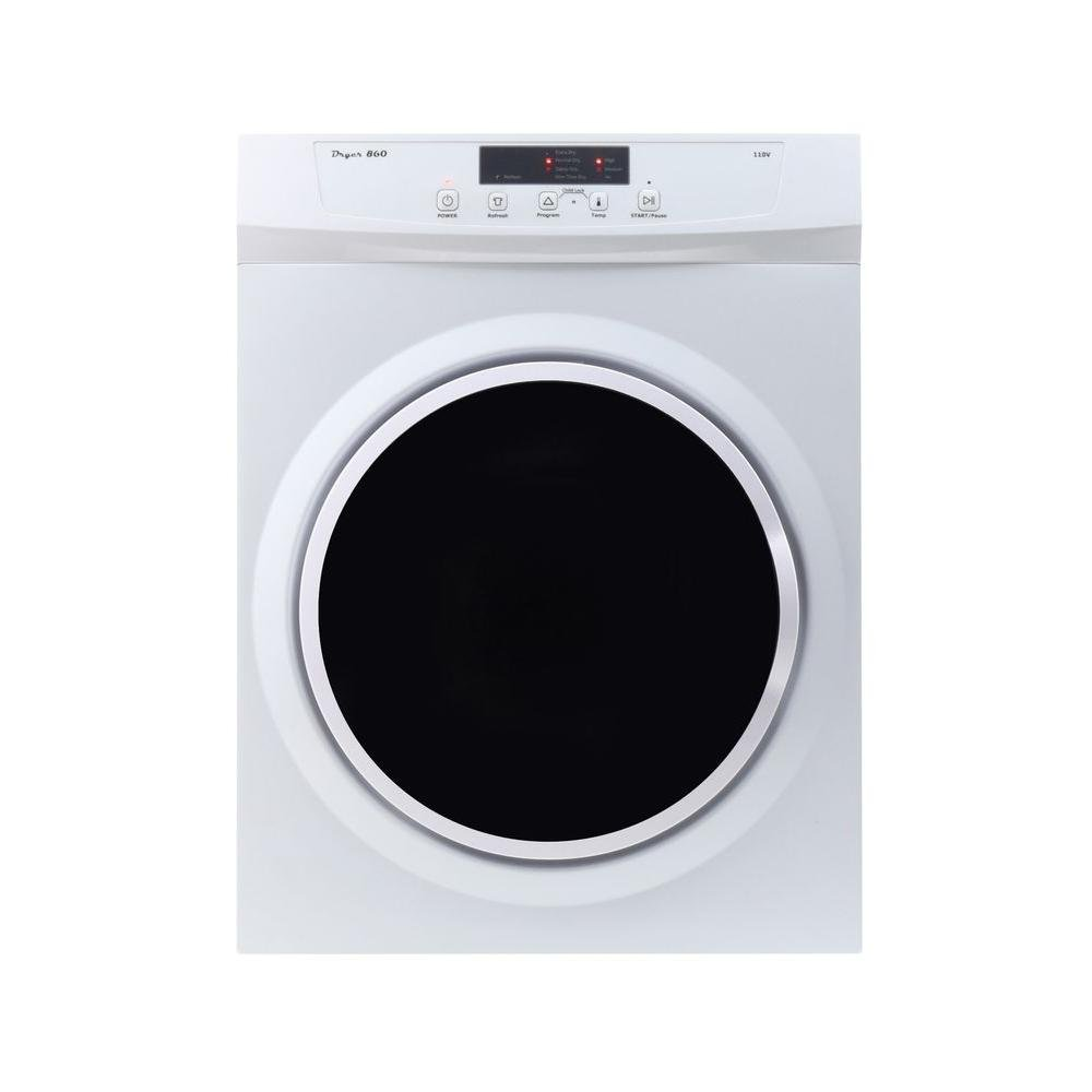 Equator 3.5 Cu.ft. Compact Standard Dryer with Sensor Dry
