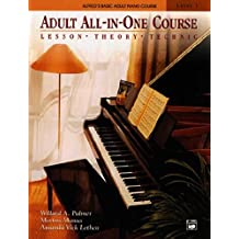 Adult All-in-One Course Lesson, Theory, Technique by Palmer, Willard A ( Author ) ON Jan-01-1994, Paperback