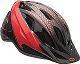 Bell Banter Youth Bike Helmet, Black/Infrared Hex
