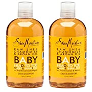 Shea Moisture Raw Shea Butter Baby Head-to-Toe Wash & Shampoo - (2 Pack of 13 oz)