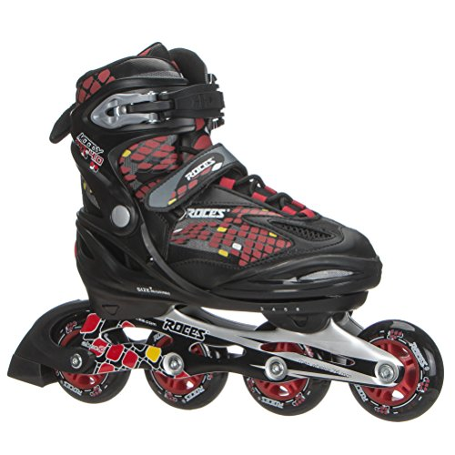 Roces Kid s Boys Moody Fitness Inline Skates Blades Color Choices 400777