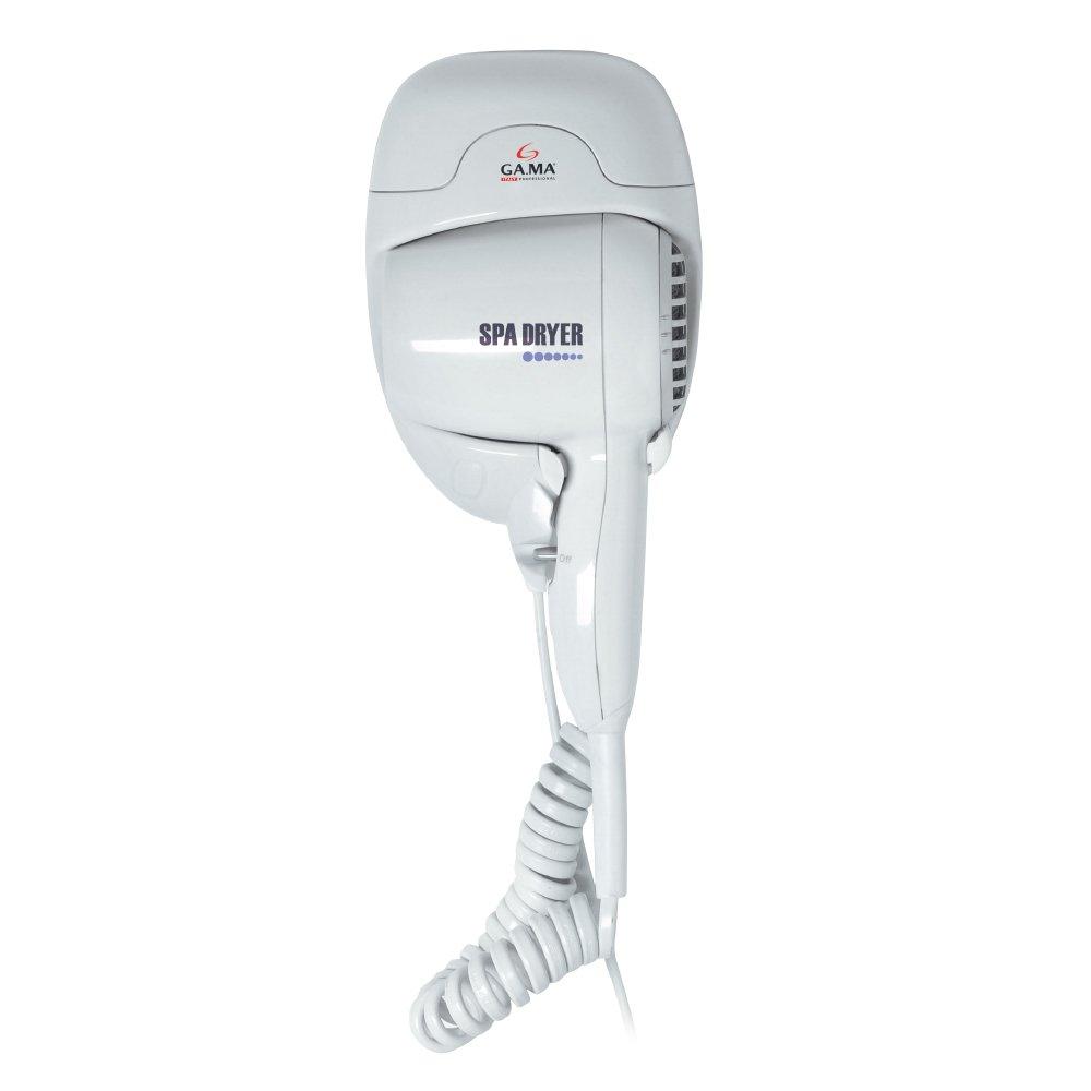 Gama Italy Professional A21.805Spa - Secador de pared, 1600 W: Amazon.es: Salud y cuidado personal