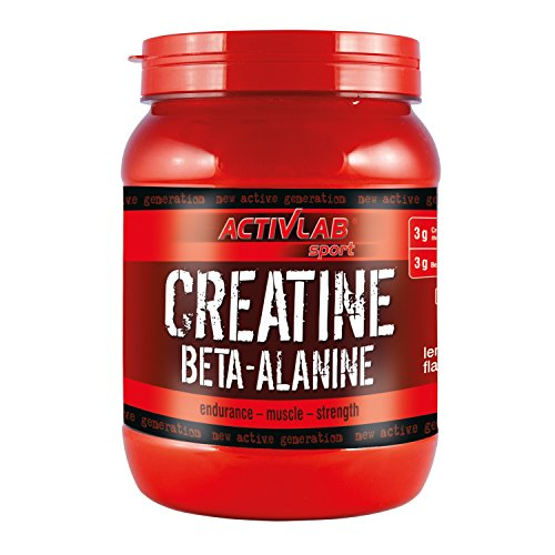 Kreatin + Beta-Alanin 300g Orange