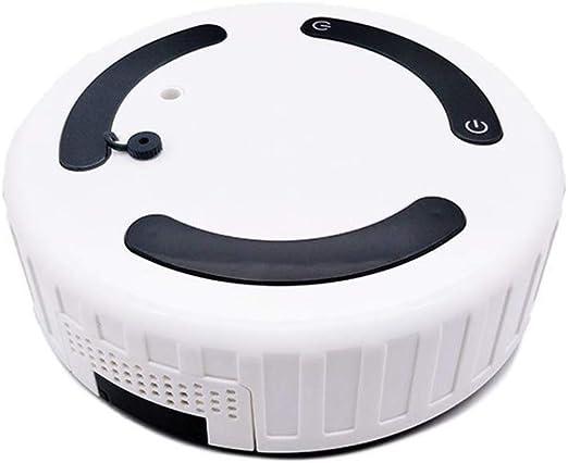 ZYJ Mini Robot de Limpieza de Barrido, barredora robótica ...