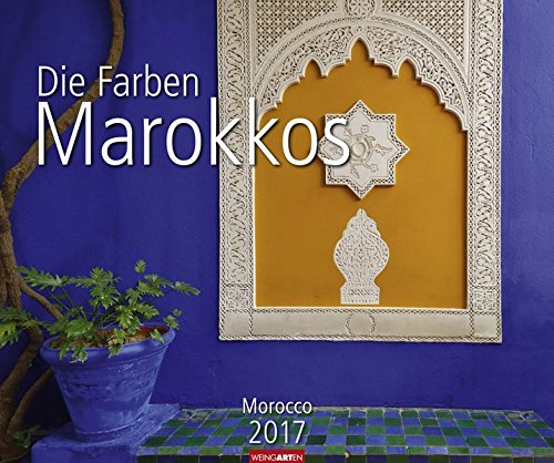 Die Farben Marokkos 2017