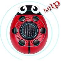 Kyson Personal Alarm Keychain130dB Self Defense SOS Emergency Human Voice Safety Sirens for Women/Elderly /Kids/Adventurer/Night Workers/Explorer with Flashlight Speaker Function