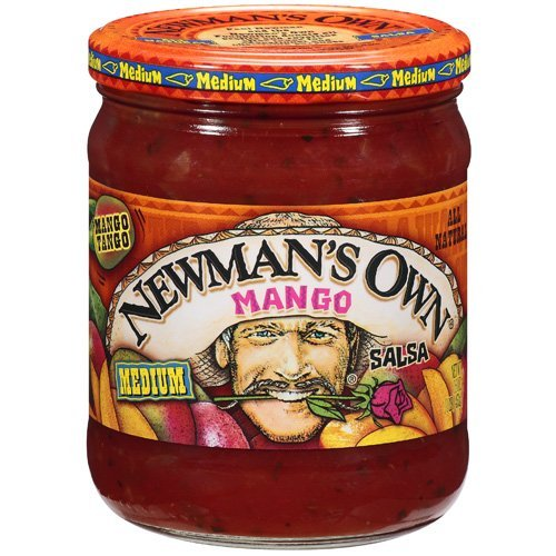 (Newman's Own Mango Salsa16oz 2 Pack)